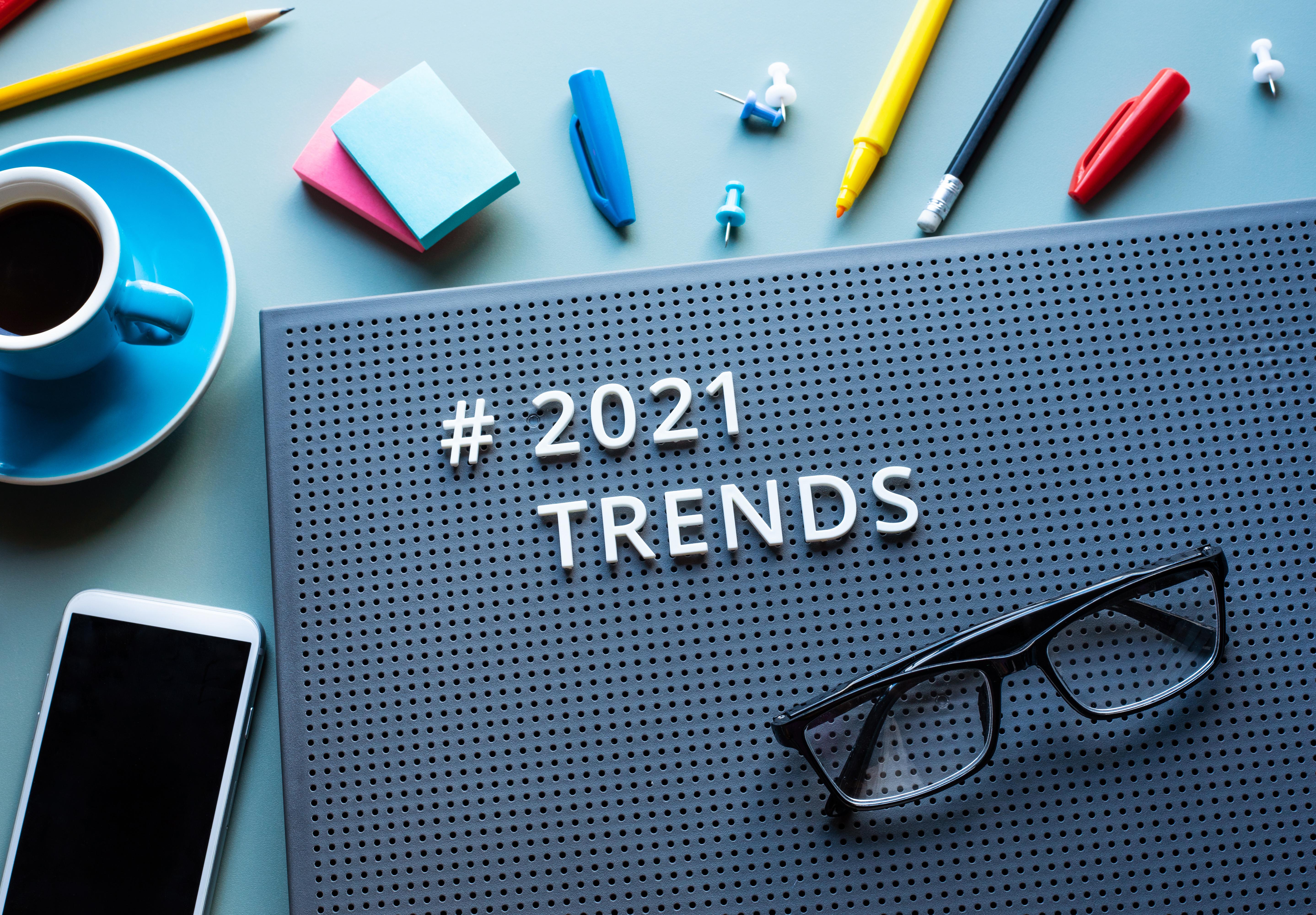 Awaiting Digital Marketing Trends In 2021